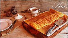 La Cocina de Ani: Hojaldre caramelizado de jamón y queso paso a paso