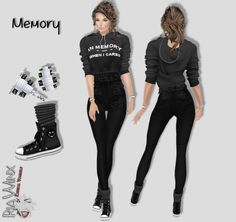 ~ In MEMORY Of When I Cared ~ Hoodie, Pants, Sneakers, Bracelet Set of 2 Separates Sold Here: http://www.imvu.com/shop/product.php?products_id=36031224 http://www.imvu.com/shop/product.php?products_id=36031968 http://www.imvu.com/shop/product.php?products_id=36032734 http://www.imvu.com/shop/product.php?products_id=36040053 ~ RiaWinx Catalog: http://www.imvu.com/shop/web_search.php?manufacturers_id=32426040