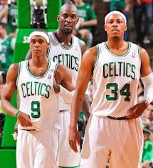 Do you think there's a miracle will happen?. and that Boston will get the Trophy?. over defending championship Miami Heat and the better Los Angeles Lakers?...