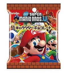 Super Mario Bros Chocolate