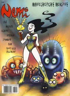 Nemi comic book nr 110
