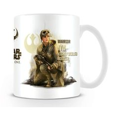 Caneca Star Wars Rogue One Jyn