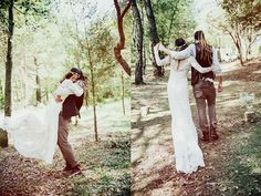 Wedding. Spanish, bohemian, rustic, calid colors, mountain, hip wedding.