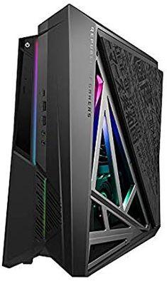 Amazon.com: ASUS G21CN ROG Huracan G21 Compact Gaming Desktop - 8th Gen. Intel Core i7-8700 6-Core up to 4.60 GHz, 16GB DDR4 RAM, 256GB SSD + 6TB Hard Drive, DVD Drive, 8GB Nvidia GeForce GTX 1080, Windows 10 Pro: Computers & Accessories Gaming Desktop, Pc Computer, Desktop Computers, Asus Rog, Ddr4 Ram, Computer Accessories, Windows 10, Core, The Originals