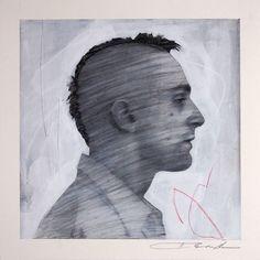 "Ayana Mizuno   "" Robert De Niro ""  Drawing, Conte, Dermatograph and Acrylic on paper  #robertdeniro #taxidriver #portrait #finished #actor #new #artwork #drawing #pencil #art #film #charcoal #painting #acrylic #now #kunst #arte #artist #fineart #design #movie #instart #follow #dessin #sketch #conte #blur #illustration #fashion #mixedmedia"