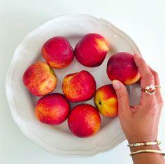 Mimi Ikonn | Peaches | Healthy & Delicious
