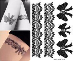Barato Laciness estilo LS 602 21 X 15 CM de Sexy fresco beleza tatuagem temporária tatuagem adesivos à prova d ' água quente, Compro Qualidade Tatuagens Temporárias diretamente de fornecedores da China: