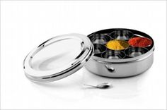 Stainless Steel Masala Dabba /Spice Box