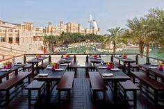 Madinat Jumeirah Resort - Dubai Restaurants - Honyaki - Japanese
