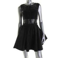 Bcbg generation 8020 sleeveless lace dress Brand new 8020 bcbg generation lace sleeveless dress. Black size 6 BCBGeneration Dresses Mini