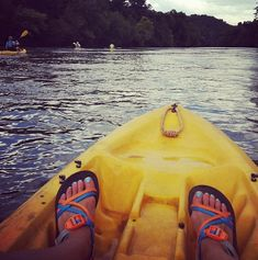 Chacos' are so comfortable!