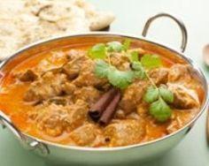 Sauté d'agneau au curry