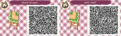Animal Crossing QR Codes ❤ Mini Road Set#3 LAST ONE<--