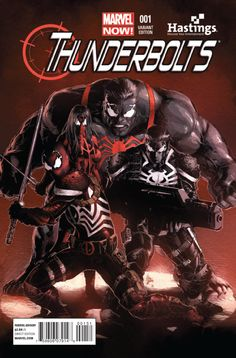 thunderbolts marvel now - Google Search