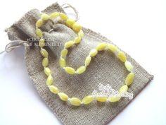 Buy now quality amber baby teething bracelet/anklet Baltic Amber Teething Necklace, Baltic Amber Jewelry, Anklet Bracelet, Beaded Bracelets, Necklaces, Teething Bracelet, Handmade Jewelry, Brooch, Modern