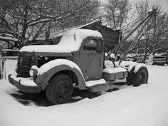 1937 GMC Cabover w/ Holmes Wrecker   Professional Vehicles ...