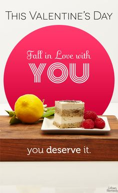 This Valentines Day, fall in love with you!