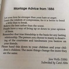 Words from 1886 ❤️ #andforlove #love