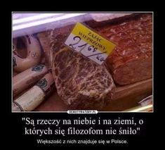 Wtf Funny, Funny Memes, Polish Memes, Best Memes, Some Fun, Ale, Funny Pictures, Humor, Facebook