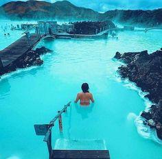 Blue Lagoon Iceland.