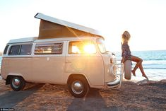 Other Camping & Hiking Orange Fancy Colours Reasonable Vw Kombi Beach And Picnic Blanket Other Home & Garden