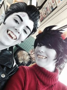 ((Ooh, Kankri and Cronus look rather nice here, I like these cosplays quite a bit.))