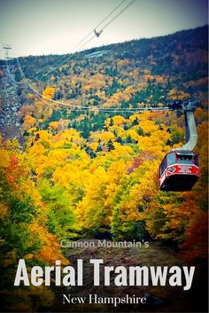 Cannon Mountain Aerial Tramway: