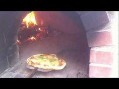 Steinofen/ Holzofen/ Brot- und Pizzaofen bauen - YouTube