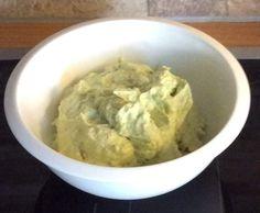 Rezept Avocado-Feta-Creme von Nici1570 - Rezept der Kategorie Saucen/Dips/Brotaufstriche
