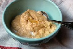 Recipe: Enriched Cream of Wheat with Egg and Vanilla | The Kitchn