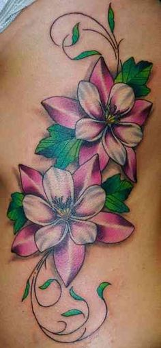 Side Tattoos For Women | Go Forward From Side Flower Tattoos To Tribal Rib Tattoos