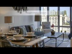 You'll never want to leave this beautiful Pacific Apartment in the West End Furnished Apartment, West End, Apartments, Vancouver, Table, Furniture, Beautiful, Home Decor, Decoration Home