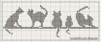 Risultato della ricerca immagini di Google per http://www.megghy.com/puntocroce/crocettine_lavori/schemi_da_ricamare/8_2009/gatti-mono.jpg