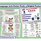 This is a FREEBIE consisting of 3 themes:  The 6 Syllable Types; Reading Fix-it Strategies; and COPS Editing Reminders. Enjoy!  (5 pages) Check out...
