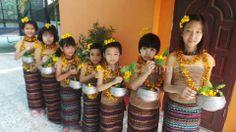 Happy Thingyan.... Screen Recorder, International School, Celebrities, Children, Happy, Young Children, Celebs, Boys, Kids