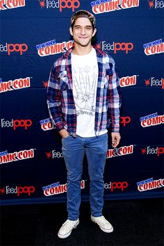 Tyler Posey • Comic Con in NY 10/10/15