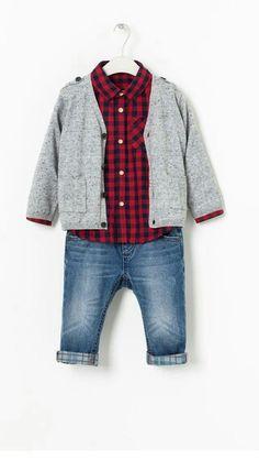 Zara baby boy clothing!! How cute!!
