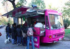 Filippino rolling takeaway - piazza Vesuvio