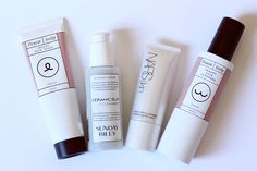 Best Face Washes/Scrubs