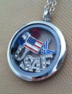 Honor Your Hero! United States Air Force South Hill Designs by Robyn Cullers