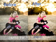 Great tips and screen shots on how How to Color Pop Images #photography #photoshop www.KristenDuke.com