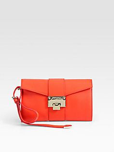 Jimmy Choo - Rivera Flap Clutch