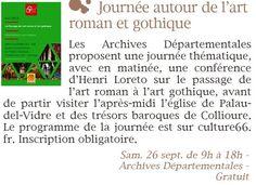 Journée thématique des archives départementales