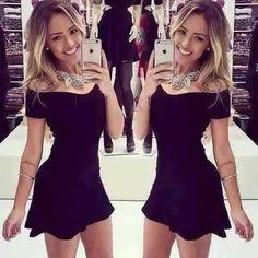 roupas vestidos curtos