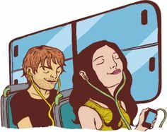 Lei obriga passageiros a usar fone de ouvido nos ônibus de Campinas