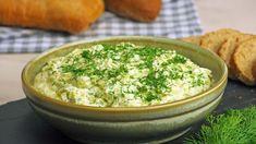 Salată de dovlecei cu maioneză Hummus, Food And Drink, Cooking, Ethnic Recipes, Party, Home, Paper, Salads, Recipies