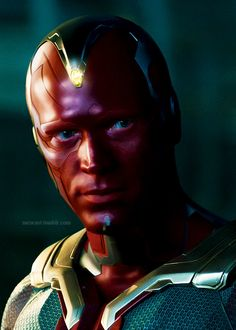 The Vision from Avengers: Age of Ultron