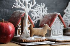 miniature gingerbread house https://www.facebook.com/gingerbreadhousecompany/