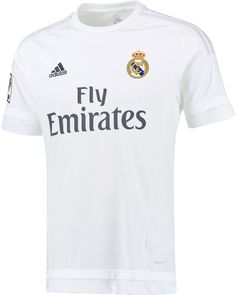 Real Madrid Jersey Home Youth and Boys Sizes 2015 2016 54c43a5d6
