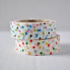 masking tape I use to decorate letters